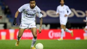 Slechts 1 goal in 16 matchen, maar Beerschot-spits Musa Suzuki panikeert niet en hoopt op Olympische Spelen