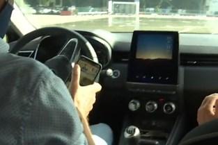 Controles op gsm-gebruik achter het stuur in provincie Antwerpen