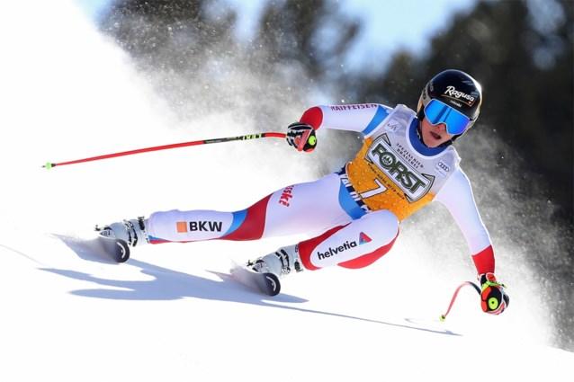 Lara Gut-Behrami blijft triomferen: Zwitserse wint nu ook de afdaling in Val di Fassa