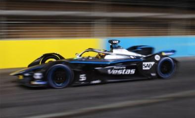 Stoffel Vandoorne start in Formule E met achtste plaats, ploegmaat wint