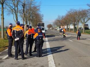 Politiezone controleerde liefst 2.413 voertuigen op één dag en pakte 80 snelheidsduivels
