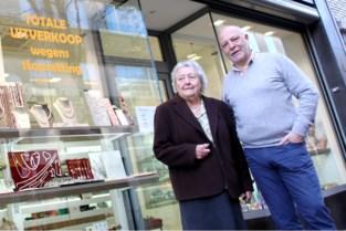 Juwelier Van Bruggen verdwijnt na 65 jaar uit straatbeeld