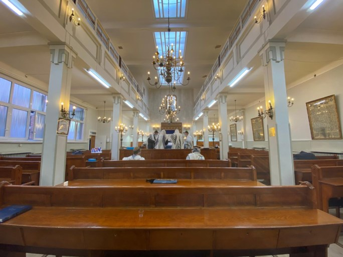 Joden vieren Poerim dit jaar in Antwerpen coronaproof