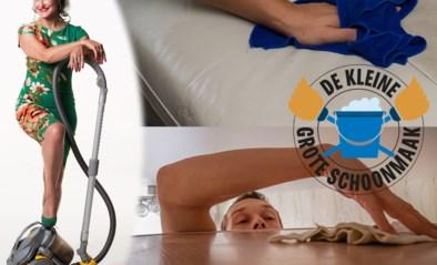 De grote lenteschoonmaak hoeft geen saaie opdracht te zijn: onze huishoudexpert Zamarra Kok geeft tips