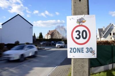 """Maximum 30 km per uur in centrum blijft: """"De enige optie om de verkeersveiligheid te verhogen"""""""