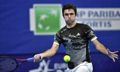 """Tennisser Gilles Simon zet carrière on hold door corona: """"De zin ontbreekt om in deze omstandigheden te spelen"""""""