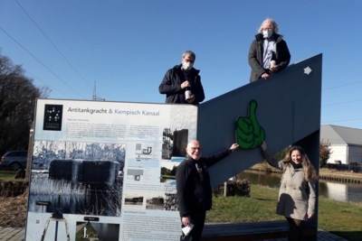 Groenrand dankt vrijwilligers Natuurpunt met Groene Duim