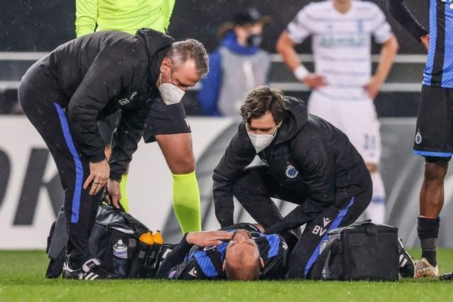 Nu valt ook Bas Dost bij Club Brugge uit met blessure, wedstrijd tegen AA Gent in gevaar