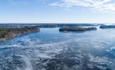 Vier mannen komen om het leven in bevroren meer in Zweden