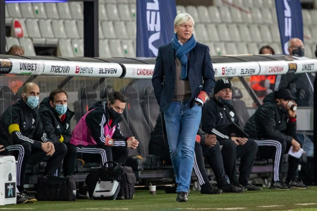 """Marc Brys na 3-0-verlies: """"Uitslag zegt meer over Club Brugge dan over ons"""""""
