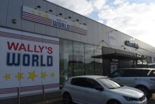 Vragen bij opening Wally's World op locatie Mega World