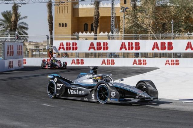 Stoffel Vandoorne mag zich niet kwalificeren voor tweede Formule E-race
