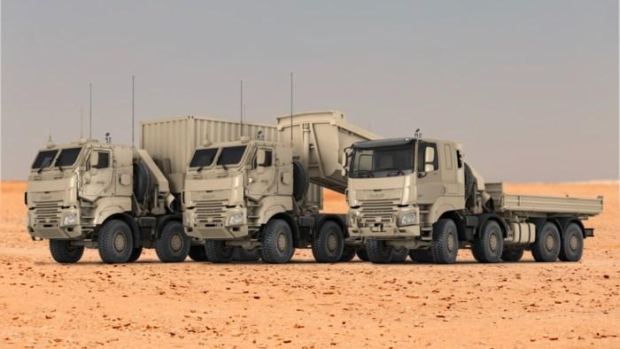 """Belgisch leger rijdt straks met deze trucks van Vlaamse makelij: """"We zijn erg trots"""""""