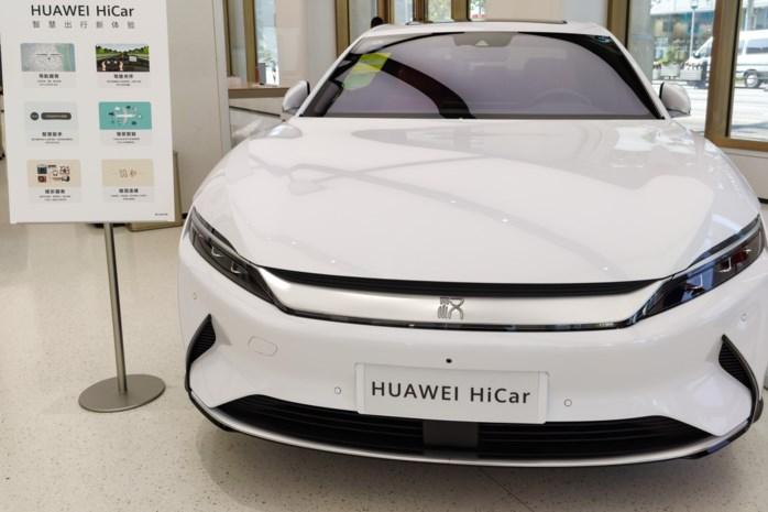 Geruchtenmolen draait op volle toeren: na smartphones binnenkort ook elektrische auto's van Huawei?