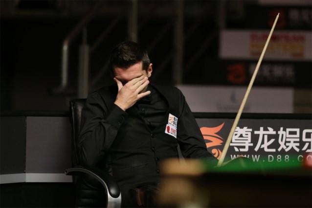 """Ongeziene bolwassing van ex-wereldkampioen snooker: """"Het was genadeloos, kwaadaardig zelfs"""""""