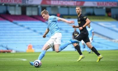Wat een bal met zijn mindere voet: Kevin De Bruyne duikt Engelse top tien aller tijden binnen met fenomenale assist