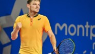 David Goffin stoot door naar finale ATP Montpellier