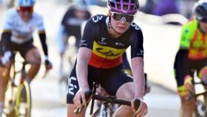 """Lotte Kopecky na knappe prestatie in de Omloop Het Nieuwsblad: """"Dit kon ik vorig jaar niet"""""""