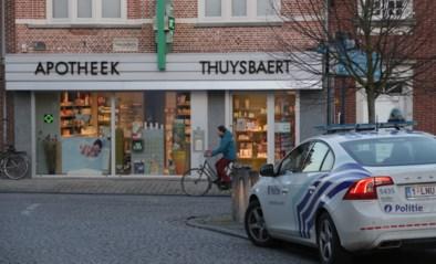Gewapende overval op apotheker: honderden euro's buit