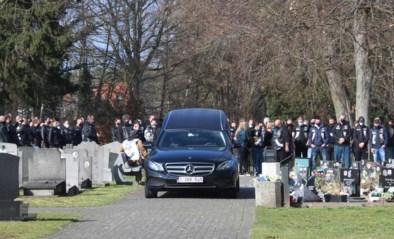 Motorclubs zorgen voor indrukwekkend afscheid van Jason Tollenaers (22)