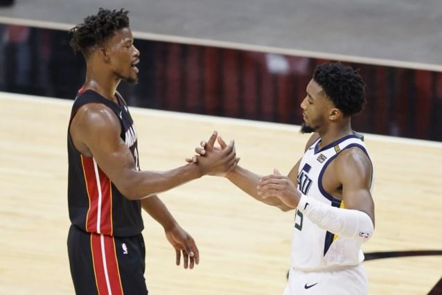 Miami Heat stopt NBA-leider Utah Jazz: Jimmy Butler stuwt team uit Florida naar winst