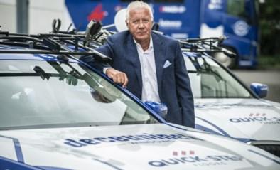 """Ploegleider Patrick Lefevere bibberde even, maar is opgelucht na nieuwe zege van Davide Ballerini: """"We waren veruit de beste"""""""