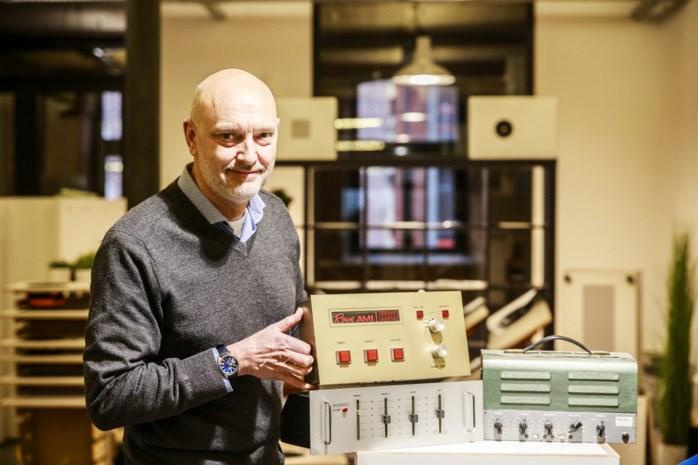Alle dj's waren er gek op, maar wist je ook dat het mengpaneel een Vlaamse uitvinding is?