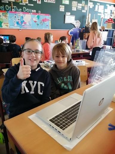 Dr. Jozef Weynsschool investeert in computers