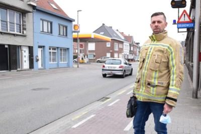 """Gloednieuwe auto van brandweerman Enrico gestolen terwijl hij aan het blussen is: """"Ik kan het nog altijd niet geloven"""""""