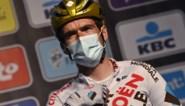 Waarom Greg Van Avermaet in de Omloop Het Nieuwsblad een gouden helm draagt en in de Tirreno niet