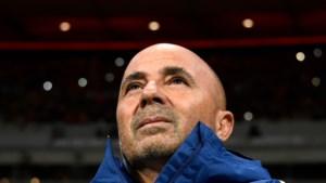 Marseille ontslaat voorzitter en stelt Jorge Sampaoli aan als nieuwe trainer