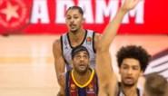 Ismael Bako wint in Euroleague van Barcelona (en danst erop los)