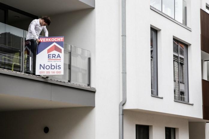 Mechelen is duurste Vlaamse centrumstad voor appartementen