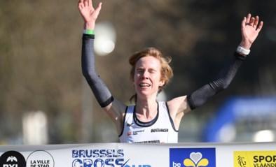 BK VELDLOPEN. Ouderdomsdeken Mieke Gorissen snelt in Brussel naar haar eerste titel, <B>John Heymans verrast favorieten</B>