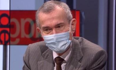 """Frank Vandenbroucke over slabakkende vaccinatiecampagne: """"Die kwakkels moeten eruit"""""""