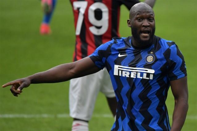 Corona-alarm bij het Inter van Romelu Lukaku, net nu het aan kop staat in Italië