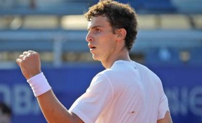 Argentijnse tiener Cerundolo haalt bij eerste ATP-toernooi meteen de finale