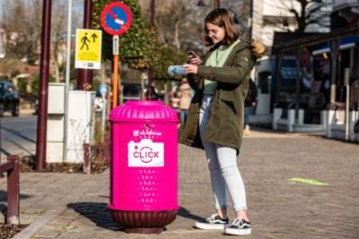 Fost Plus wil je met 'De Click' kortingsbonnen laten verdienen door met je smartphone op zwerfvuil te jagen