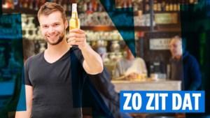 ZO ZIT DAT. Wat doet alcohol met je lichaam? En hoe snel verspreidt het zich?