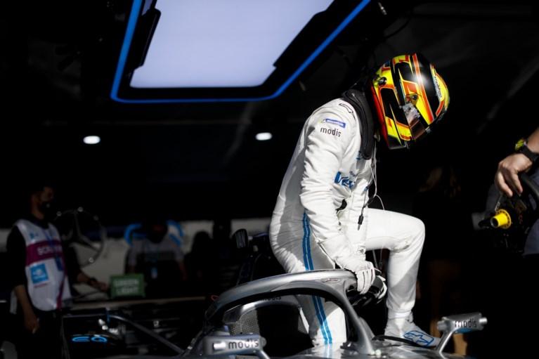 Formule E-race in Saudi-Arabië met Stoffel Vandoorne opgeschrikt door raketaanval