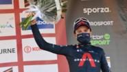 """Thomas Pidcock, die andere sterke 'veldrijder' dit weekend: """"In de Strade op het podium met Wout en Mathieu"""""""