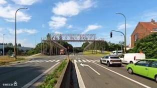 Aanleg voetgangersbrug over 'zwart kruispunt' gaat van start, actiegroep blijft spreken van 'gemiste kans'