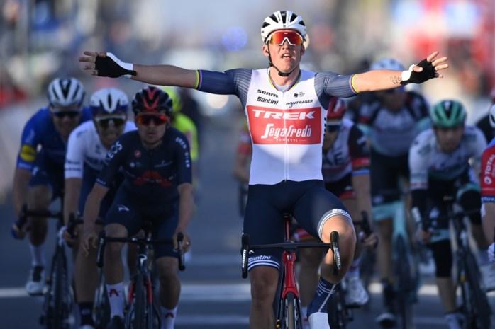 Pedersen wint in Kuurne na offday in Omloop: tweedaagse met twee gezichten voor Trek-Segafredo