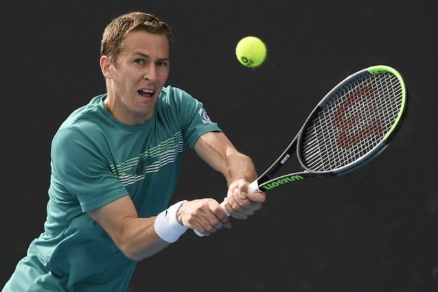 Kimmer Coppejans verliest dubbelfinale in Challenger Gran Canaria