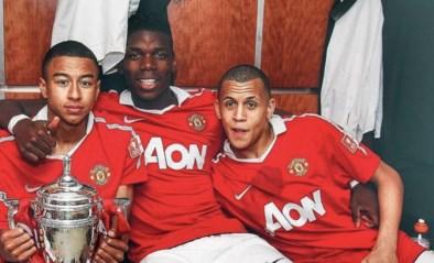 """Gevallen toptalent was """"tien keer beter dan Paul Pogba"""", maar ging al snel de criminele toer op bij Manchester United"""