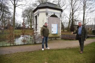'Theehuisje' in Boerenkrijgpark krijgt opknapbeurt<BR />