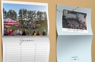 Chiroafdelingen zetten foto's op kalenders en koekjesdozen