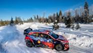Thierry Neuville en Martijn Wydaeghe nog maar eens op het podium in WK rally