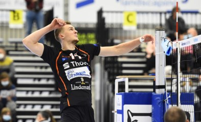 Aalst wint eenvoudig van Borgworm in Challenge Final Four in Euromillions Volley League