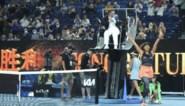 """De virale foto van tennisster Naomi Osaka die er ei zo na niet kwam: """"Ik wilde het eigenlijk eerst niet doen"""""""